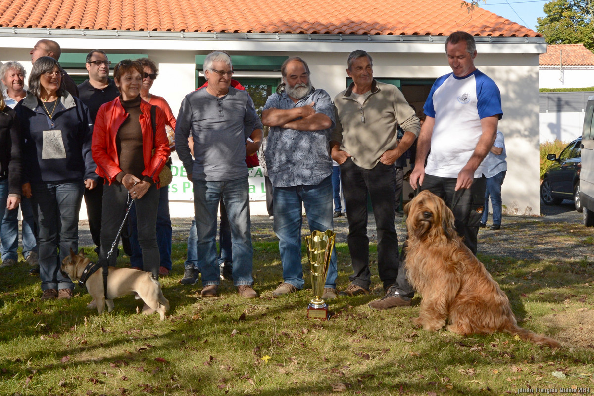Challenge Espoir pistage 2014 FCPL